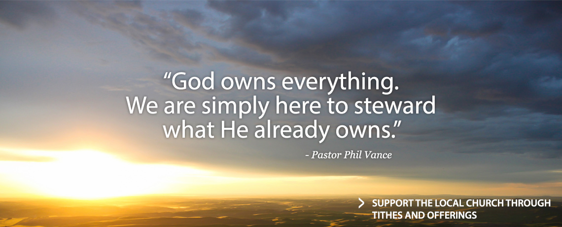 God Owns Everything